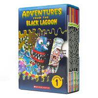 Black Lagoon Collection Set 1 黑湖小学历险记1-10册 套装1 英文原版进口图书 儿童英