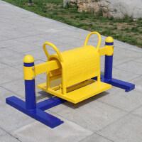 户外健身器材儿童娱乐设施器材社区广场公园小区室外健身路径摇马 膨胀螺丝款