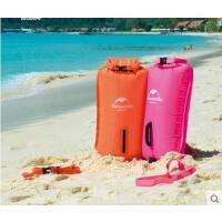 户外游泳装备收纳袋沙滩收纳防水包 浮潜游泳包漂流袋三层充气防水袋