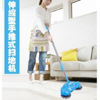 手动家用手推式扫地机 绿色
