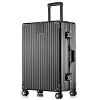 韩版小清新行李箱万向轮女大学生拉杆箱密码登机箱复古旅行箱子男
