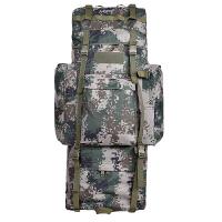 户外07战术背包双肩包男女大容量登山包背囊100L徒步旅行包行李包