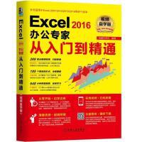 EXCEL2016办公专家从入门到精通(视频自学版) 编者:恒盛杰资讯