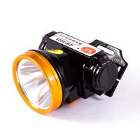 -头灯强光充电LED头戴式8W超亮远射锂电 户外夜钓 QW-4608