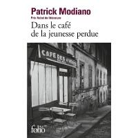 【法语原版】青春咖啡馆 Dans le café de la jeunesse perdue 帕特里克・莫迪亚诺 进口