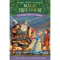 神奇树屋15:维京海盗 英文原版 Magic Tree House 15:Viking