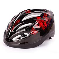 儿童户外轮滑头盔 儿童防摔轮自行车骑行头盔男女 单车山地车装备公路车安全帽子