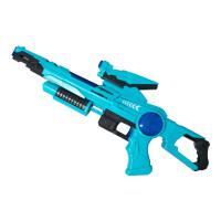 儿童仿真酷炫电动声光枪脉冲玩具枪冲锋枪3-6岁男孩趣味益智玩具礼物