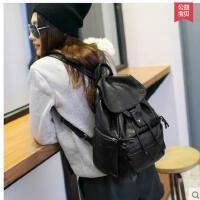 双肩包女韩版学院风 休闲时尚女包书包包包新款背包女双肩韩可礼品卡支付