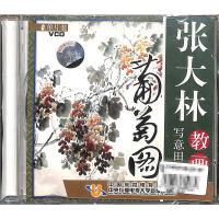 张大林教画写意田园-葡萄图VCD( 货号:2000013899682)