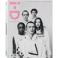 【英文版】i-D 闭眼睛 2021年 362期 内有鹿晗写真 时尚服饰 模特摄影 时尚视觉艺术杂志