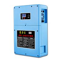 5P5 升压器12V大功率锂电池一体机大功率咸水逆变器海水机头电瓶 100A单机