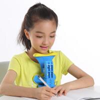 小学生坐姿矫正器儿童预防近视视力保护器姿势纠正仪防近视写字架