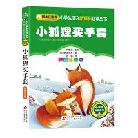 小狐狸买手套 彩图注意版 小学生课外阅读书籍 适合小学生一二三年级课外书必读1-2-3年级儿童文学故事书6-7-8-9