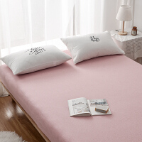 棉防滑加厚床笠单件1.8m床罩席梦思床垫保护套1.5棉防尘罩1.2