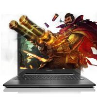 联想Ideapad 300-15 15.6英寸笔记本电脑 I7-6500U 4G 500G 2G独显无光驱