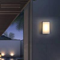 户外led简约现代户外墙壁灯户外壁灯防水亮户外大门灯过道阳台