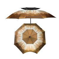 钓鱼伞2.2米双层万向钓伞防晒防雨户外渔具树林