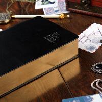 金边笔记本 记事本 礼品本《我们的故事开始》32k