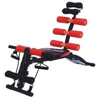 收腹机减肚子家用多功能练腹肌运动机哑铃凳仰卧起坐健身器材男女