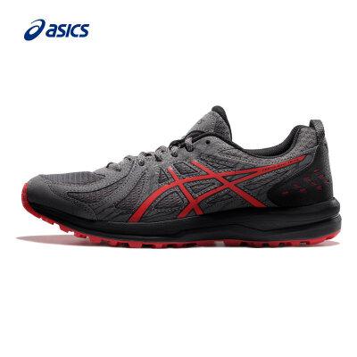 ASICS亚瑟士 18秋冬 男跑步鞋FREQUENT TRAIL 1011A034-001