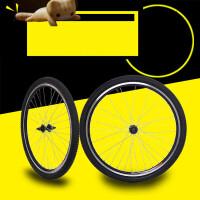 山地车自行车轮胎12/16/24/20/26寸外胎内胎儿童车车胎x1.95/1.75