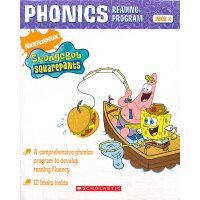 Spongebob Squarepants Phonics Box 2 海绵宝宝之自然拼读法套装 02 ISBN 97