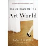 英文原版 艺术世界中的7天 Seven Days in the Art World 萨拉・桑顿 Sarah Thorn