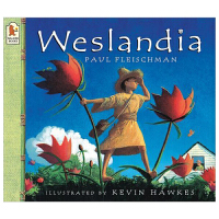 Weslandia 威斯利王国 纽金奖作家儿童奇幻绘本 英文原版