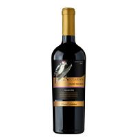 艾维达特级珍藏佳美娜干红葡萄酒 智利原瓶进口 750ML