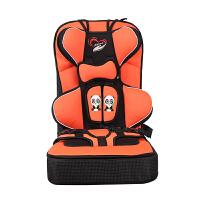 简易儿童安全座椅增高垫汽车用车载婴儿坐垫便携式背带0-4 3-12岁