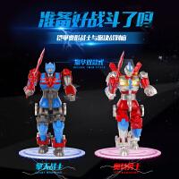 奥特曼玩具套装银河变形战士金刚3-7岁小男孩超人机器人玩具