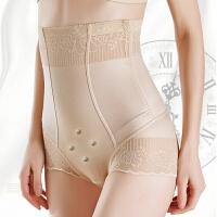 大码收腹内裤塑身美体产后裤束腰高腰提臀收胃塑形薄款女