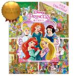 正版-XT-新书--找找看・迪士尼公主(绘本) 本书编写组,迪士尼故事书艺术组 绘,张喜彦 9787549952441