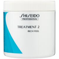 资生堂顺柔光润水晶直烫液丝感发膜700g直发柔顺修护头发护理倒膜