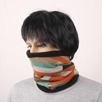 帽子男女士冬天加绒防风保暖围巾多用脖套冬季户外围脖包头帽冬帽