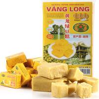 越南进口黄龙绿豆糕410g 传统糕点零食独立小盒装怀旧休闲零食品