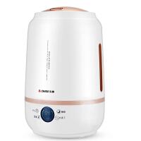 志高加湿器家用静音大容量办公室卧室空调空气净化小型迷你