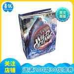 WILD OCEANS狂野的海洋 英文儿童立体书