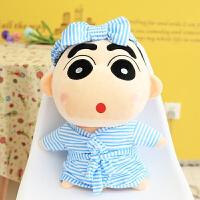 睡衣蜡笔小新公仔毛绒玩具抱枕玩偶布娃娃情人节儿童生日礼物女生