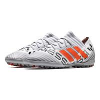 adidas阿迪达斯男子足球鞋2018梅西TF钉比赛训练运动鞋S77193