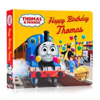 【满300-100】小火车托马斯和朋友们 Thomas & Friends Happy Birthday Thomas