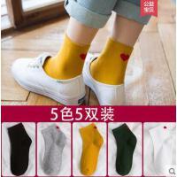 中筒袜子女士纯棉袜户外新品运动防臭韩国可爱浅口学院风日系长筒袜