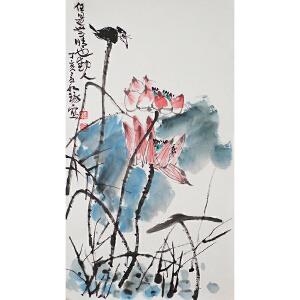 崔如琢《花鸟》附赠出版画册