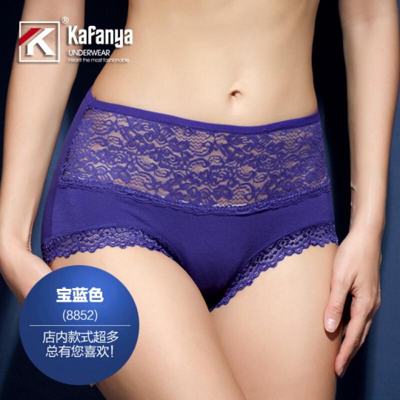 加大码内裤女胖mm高腰蕾丝性感竹碳纤维加大三角裤女士莫代尔  323(1尺8-2尺4) 发货周期:一般在付款后2-90天左右发货,具体发货时间请以与客服协商的时间为准