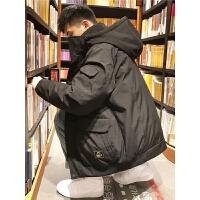 【5.11日-5.31日抢购价:136.9】唐狮羽绒服男短款冬季新款韩版潮帅气厚学生外套