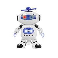 儿童玩具创意电动智能跳舞机器人发光玩具