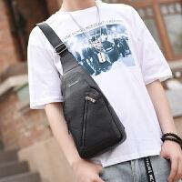 胸包男士新款韩版潮流背包商务休闲多功能出差旅游单肩斜挎包