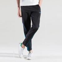 新款运动休闲裤男薄款运动长裤 夏季 男士小脚健身跑步足球训练裤收口裤子