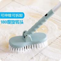 浴室地板刷 硬毛长柄清洁刷卫生间地砖瓷砖刷厕所洗地刷子